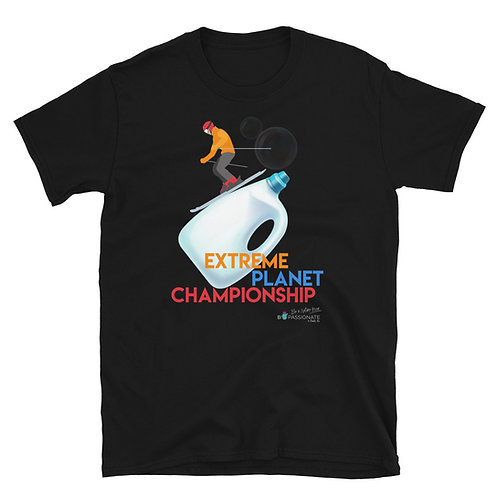Camiseta básica 'Plastic Championship'