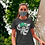 Thumbnail: Unlimited use gray mask 'Green Passion'