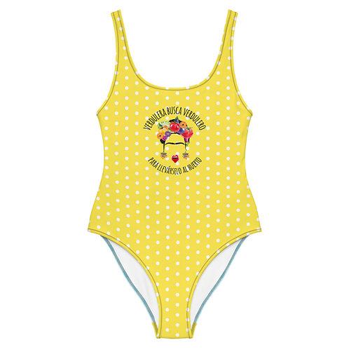 'Veggie lover' swimsuit