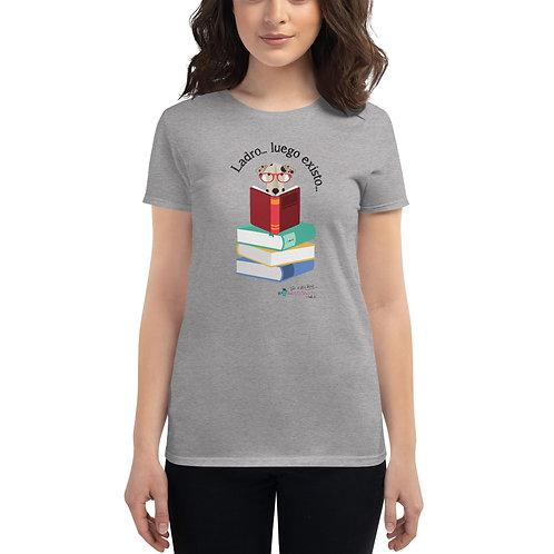 Women's T-shirt 'The smart dog'