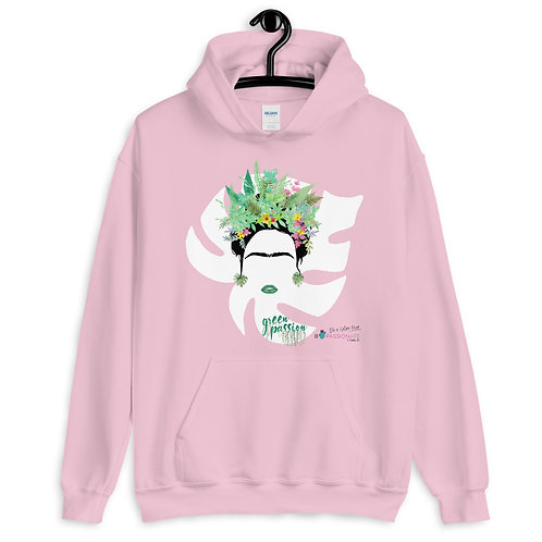 'Green Fashion' sweatshirt