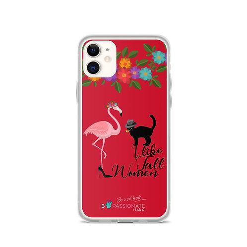 Fundas para iPhone 'Cat in love'