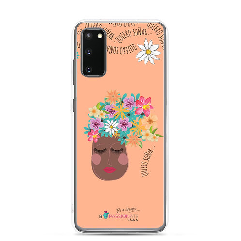 'I want to dream' Samsung cases
