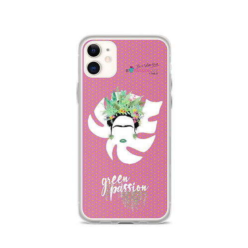 Fundas para iPhone rosas 'Green Fashion'