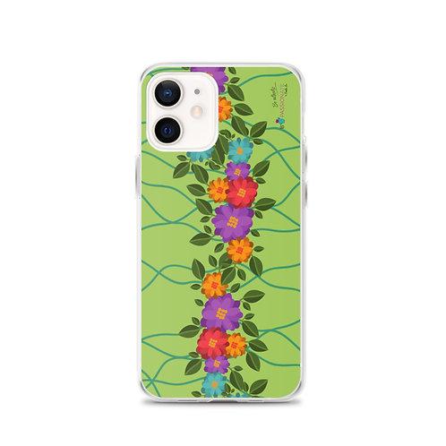 Fundas para iPhone verdes 'Doña Flor'