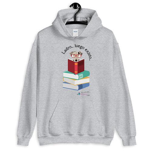'The smart dog' sweatshirt