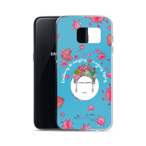 Fundas para Samsung azules 'Mayores tesoros'