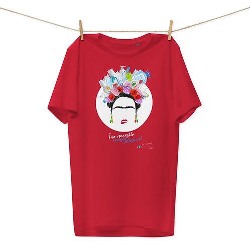 Camiseta algodón orgánico 'Plastic Surgery'