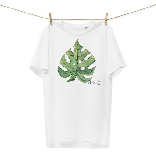 Camiseta algodón orgánico 'Green Passion 2'