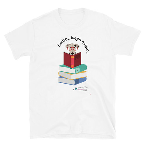 Basic 'The smart dog' T-shirt