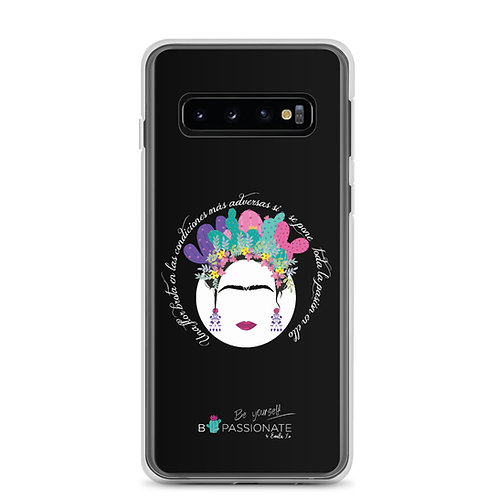 Fundas para Samsung negras 'B Yourself'