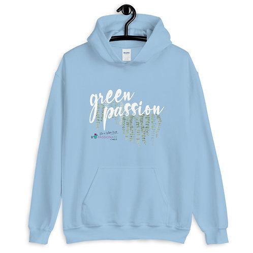 Sudadera 'Green Passion'