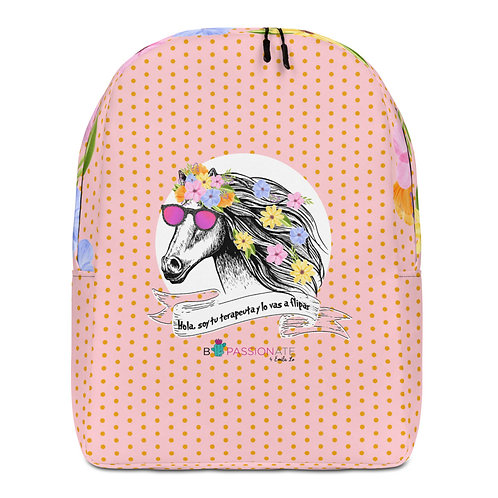 Large backpack 'Therapist horse'