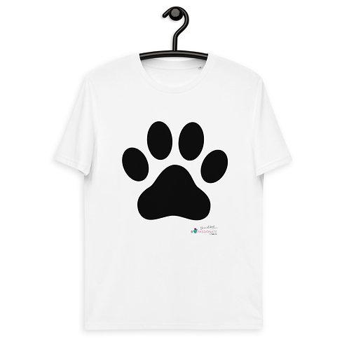 Camiseta algodón orgánico 'Lucky cat 5'