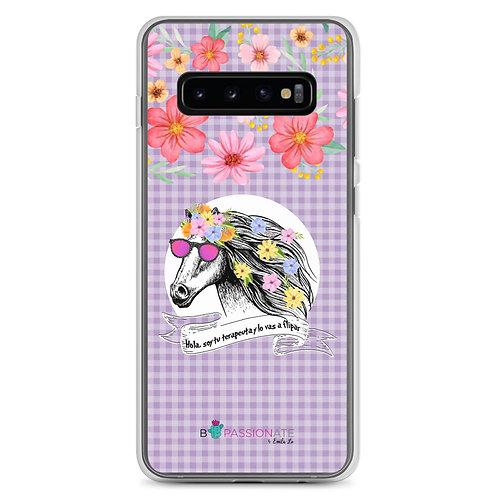 'Horse Therapist' Samsung Cases