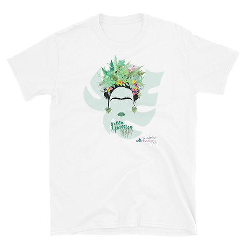 Basic 'Green Fashion' T-shirt
