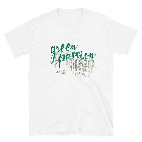 Camiseta básica 'Green Passion'