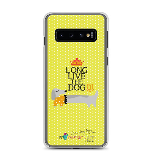 Fundas para Samsung 'Long live the dog'