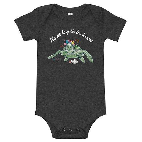 Body bebé  'Tortuga cojonuda'