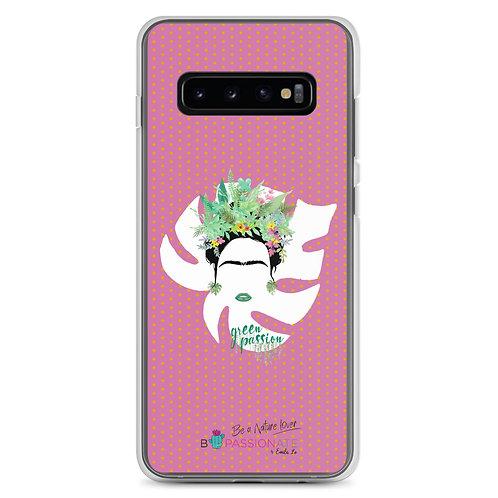 Fundas para Samsung rosas 'Green Fashion'