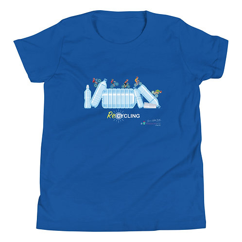 Camiseta adolescente 'Re-Cycling'