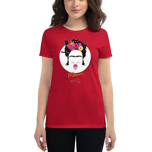 Women's T-shirt 'B Felina'