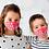 Thumbnail: Unlimited use mask 'Love Bears'