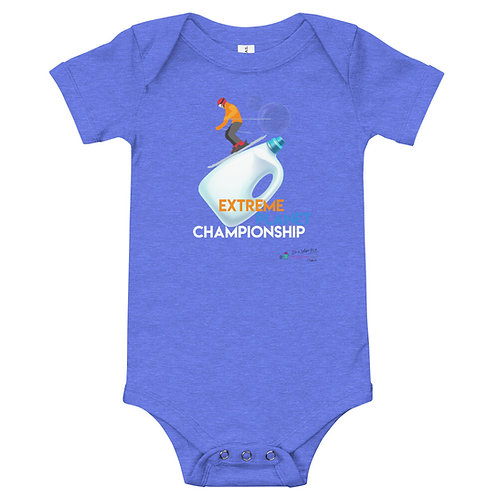 Body bebé  'Planet Championship'