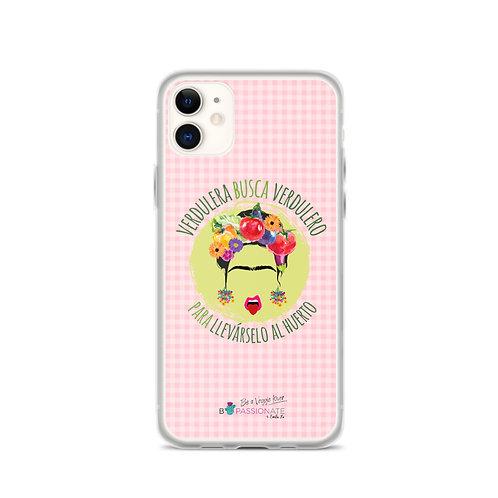 Fundas para iPhone rosas 'Veggie lover'