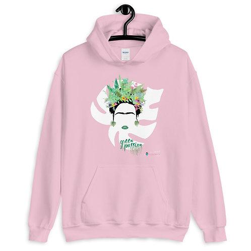 Sudadera varios colores 'Green Fashion'