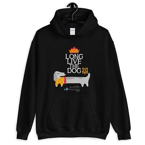 'Long live the dog' sweatshirt
