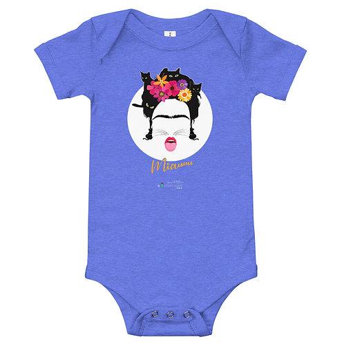 Baby bodysuit 'B Felina'
