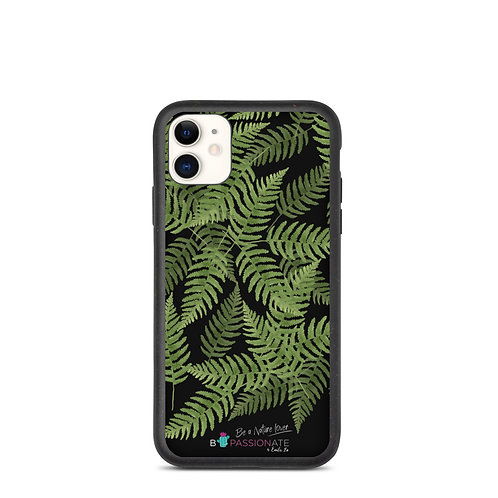 Black biodegradable 'Green Passion' covers