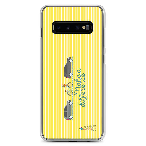 Samsung 'Make a difference' cases