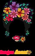 Mujer florero 8M