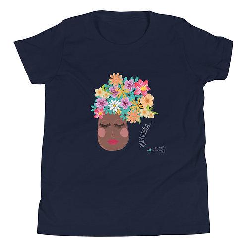 Camiseta adolescente 'Quiero soñar'