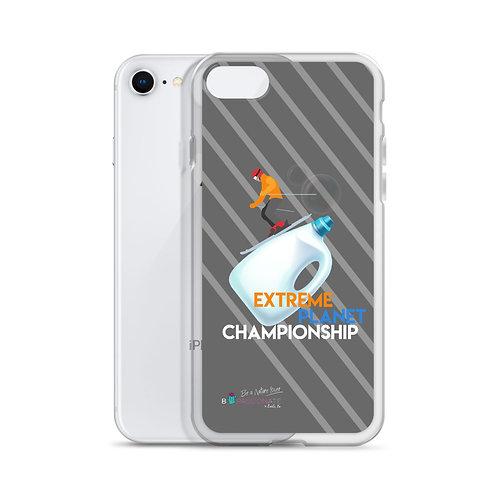 Fundas para iPhone grises 'Plastic Championship'