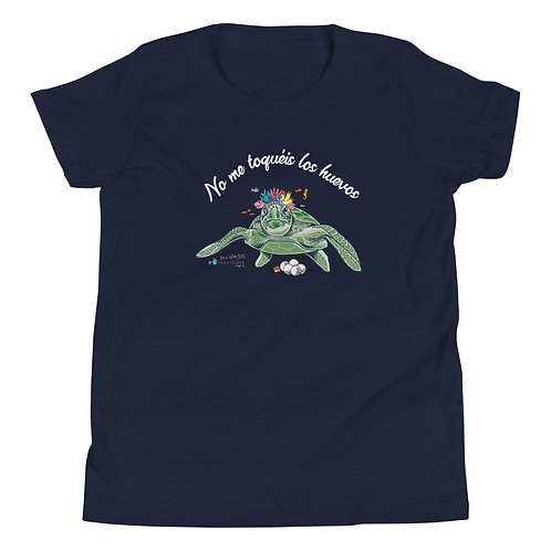 Teen T-shirt 'Awesome Turtle'