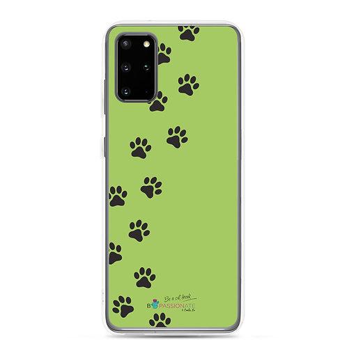 Fundas para Samsung verdes 'Lucky cat'