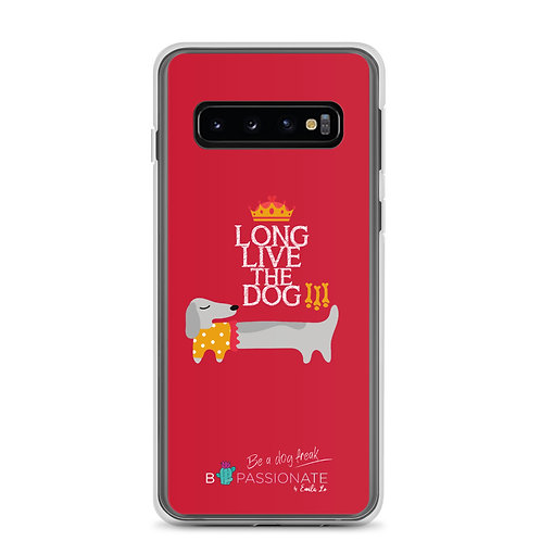 Samsung 'Long live the dog' cases
