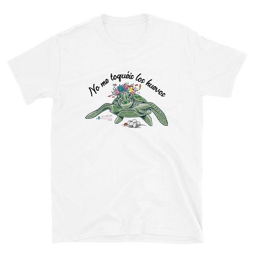 Camiseta básica 'Tortuga cojonuda'