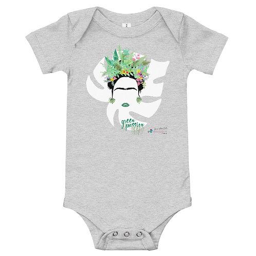 Body bebé  'Green Fashion'