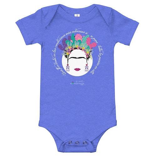 Baby bodysuit 'B Yourself'