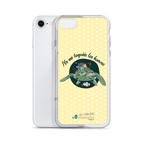 Yellow 'Great Turtle' iPhone cases