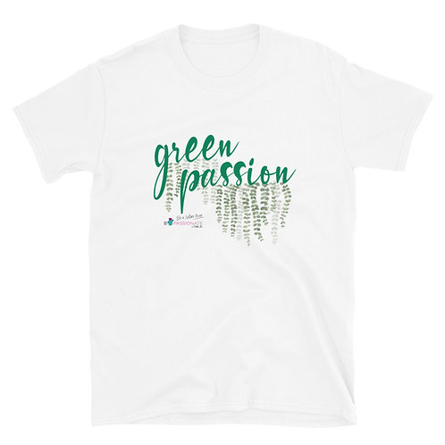 Basic 'Green Passion' T-shirt