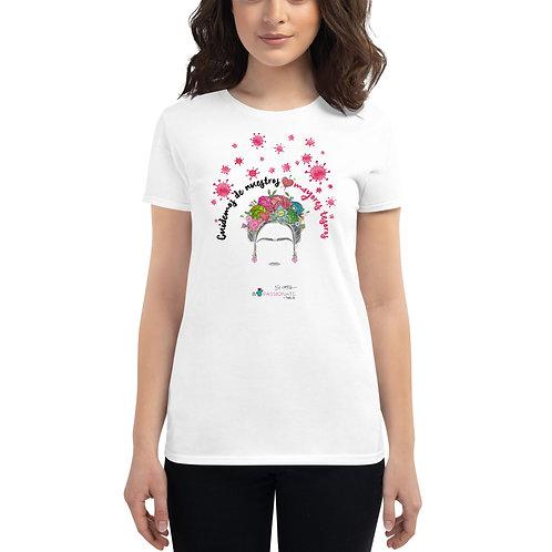 Women's T-shirt 'Greatest treasures'