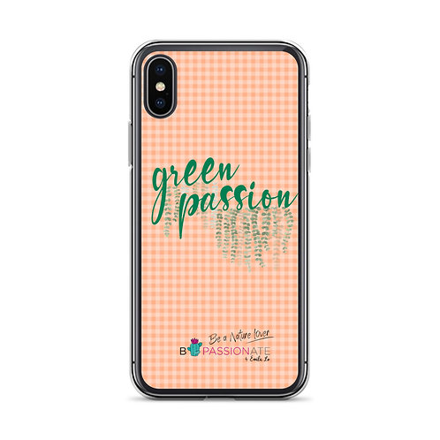 Fundas para iPhone salmón 'Green Passion'