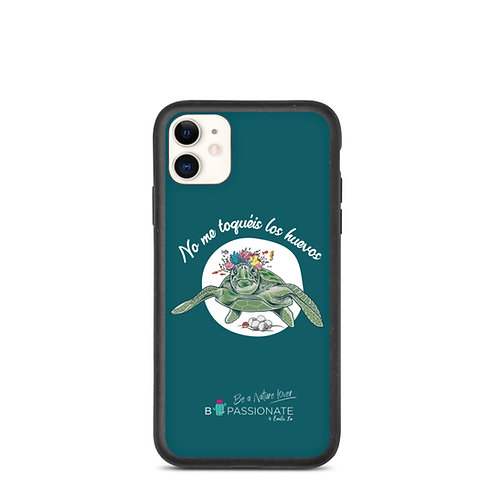 Biodegradable dark green 'Great turtle' covers