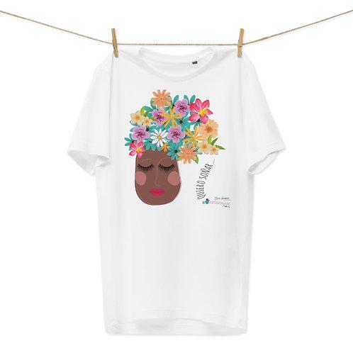 Camiseta algodón orgánico 'Quiero soñar'
