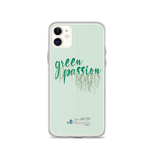 Fundas para iPhone verdes 'Green Passion'